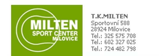 Post image of Milten – tenisový klub