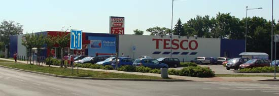 Post image of Supermarket Tesco