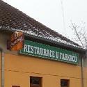 Post Thumbnail of Restaurace - U Farkačů