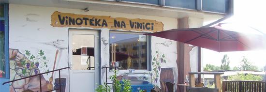Post image of Na Vinici – Vinotéka, Vinárna