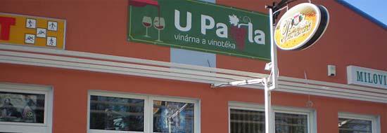 Post image of Vinotéka, Pivotéka u Pavla