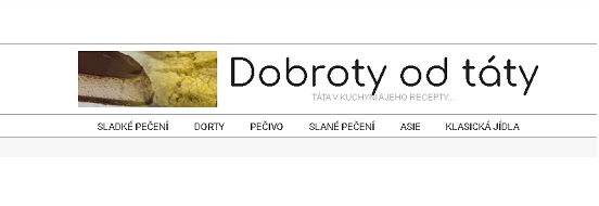 Post image of Dobroty od táty